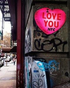 I love NYC