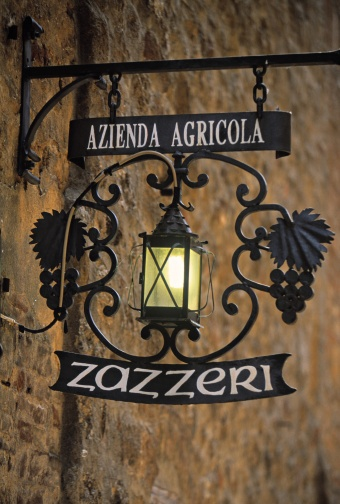 wine shop pienza