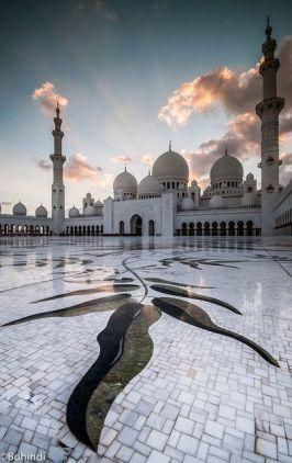 mezquita shaikh zaid