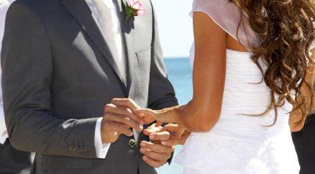 boda a bordo