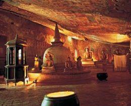 cuevas dambulla