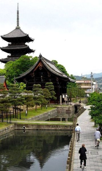 to ji temple kyoto