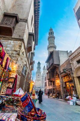Calles Cairo