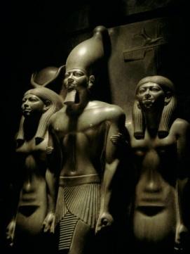Faraon Menkaure Cairo