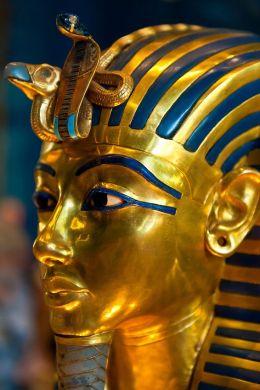 Tutankamon mask
