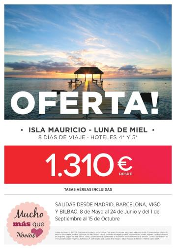 Oferta Feria Mauricio