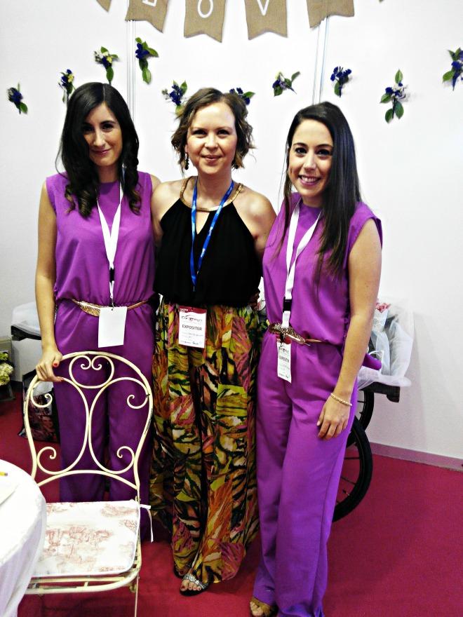 MMN con las chicas de De Boda con Ángela
