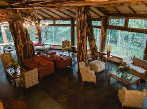 hotel montaña mágica lodge patagonia