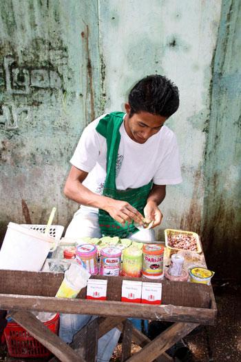 vendedor betel