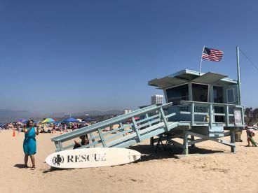 Playas de Sta Mónica